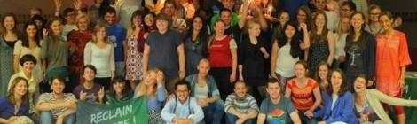 La Red EQUO Joven se convierte en organización de pleno derecho de la FYEG