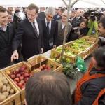 El presidente Mariano Rajoy decide abrazar el veganismo.